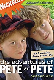 The Adventures of Pete & Pete Poster