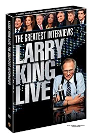 Larry King Live: The Greatest Interviews Poster