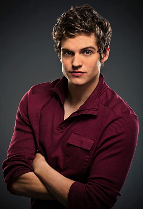 Daniel Sharman in Teen Wolf (2011)