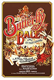 The Butterfly Ball Poster