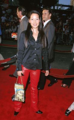 Lucy Liu at Mission: Impossible II (2000)