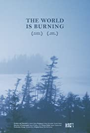 The World Is Burning Poster