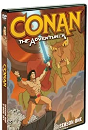 Conan: The Adventurer Poster