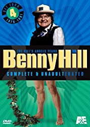 The Benny Hill Show - Season 1 (1969) poster
