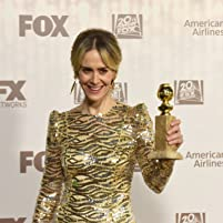Sarah Paulson at an event for The 74th Golden Globe Awards (2017)