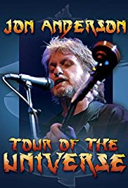 Jon Anderson: Tour of the Universe Poster