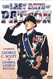 The Last Days of Patton Poster