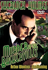 Murder at the Baskervilles (1937) Poster - Movie Forum, Cast, Reviews