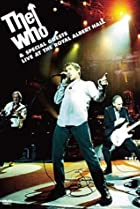 Image of The Who and Special Guests Live at the Royal Albert Hall