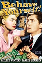 Behave Yourself! (1951) Poster