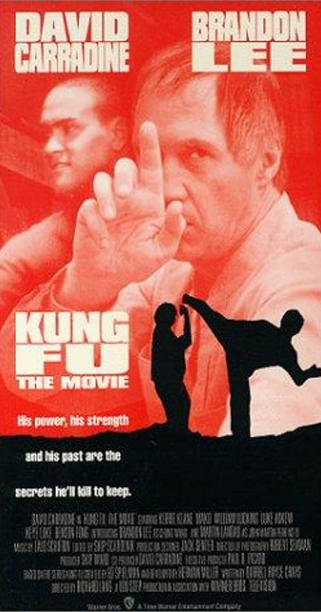 Kung Fu: The Movie (TV...