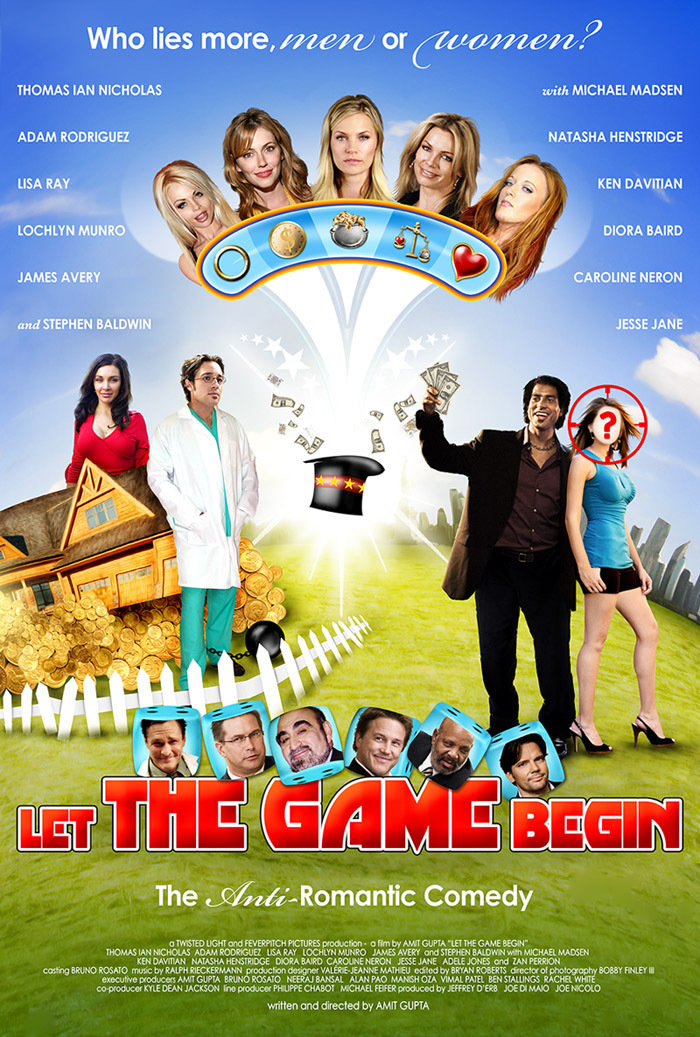 image Let the Game Begin Watch Full Movie Free Online