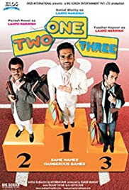 One Two Three (2008) Poster - Movie Forum, Cast, Reviews