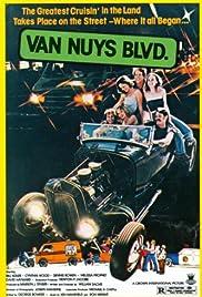 Van Nuys Blvd.(1979) Poster - Movie Forum, Cast, Reviews