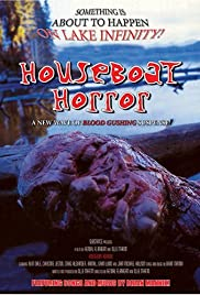 Houseboat Horror Poster
