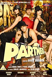 Partner (2007) Poster - Movie Forum, Cast, Reviews