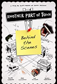Behind 'Another Part of Town' Poster
