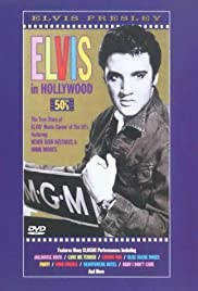 Elvis in Hollywood Poster