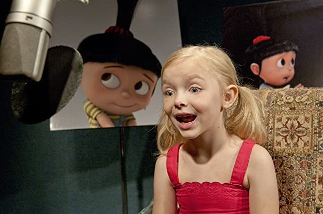 Elsie Fisher in Despicable Me (2010)