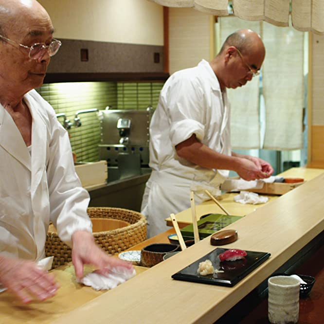 Jiro Ono in Jiro Dreams of Sushi (2011)