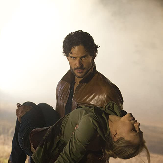 Anna Paquin and Joe Manganiello in True Blood (2008)