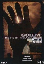 Golem, le jardin pétrifié Poster