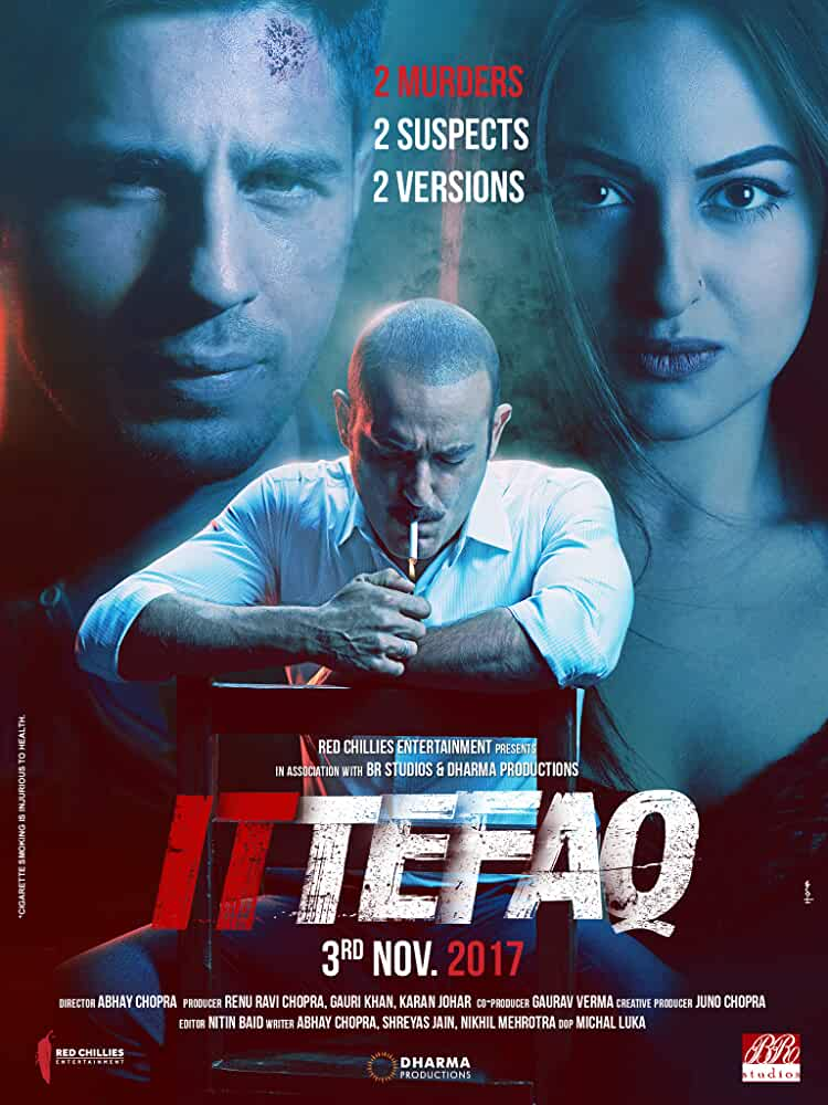 Ittefaq (2017) Full Movie Download – Watch Trailer Online
