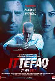 Ittefaq 2017 Hindi DVDRip 720p 990MB DD 5.1 ESubs MKV