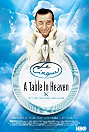 Le Cirque: A Table in Heaven (2007) Poster - Movie Forum, Cast, Reviews