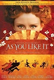 As You Like It (2006) Poster - Movie Forum, Cast, Reviews