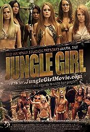 Inara, the Jungle Girl Poster