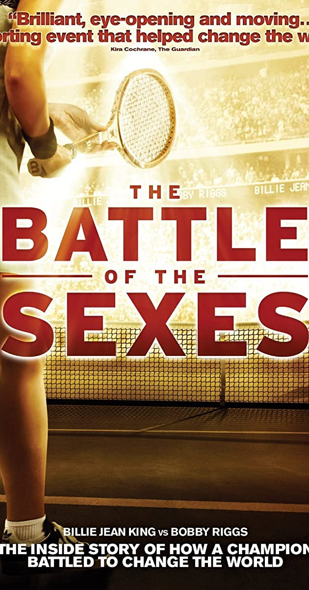 Image result for Battle of the sexes