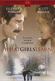 What Girls Learn Poster