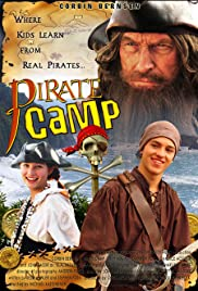 Pirate Camp Poster