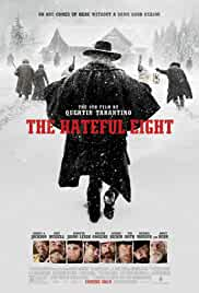 The Hateful Eight cartel de la película
