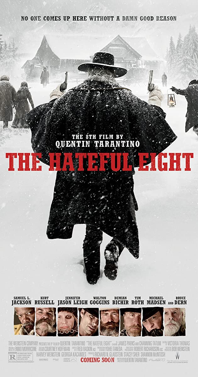 Resultado de imagen de the hateful eight