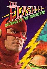 The Flash II: Revenge of the Trickster (1991) Poster - Movie Forum, Cast, Reviews