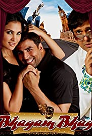 Bhagam Bhag(2006) Poster - Movie Forum, Cast, Reviews