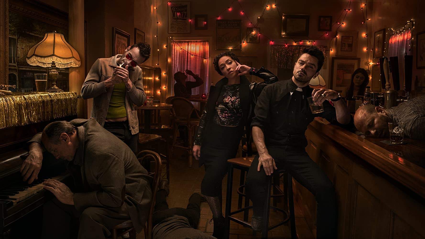 Preacher S02E01 – On the Road
