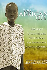 This African Life Poster