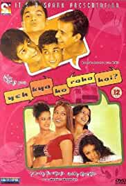 Yeh Kya Ho Raha Hai (2002) Hindi Movie DVDRip 480p 425MB mp4