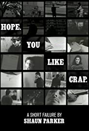 Hope. You Like Crap. Poster