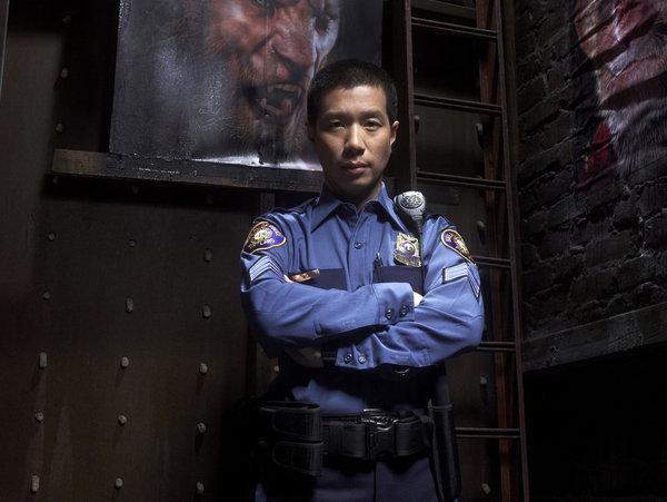 Reggie Lee in Grimm (2011)