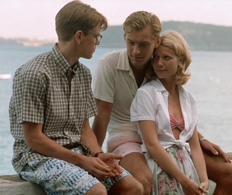 Jude Law, Matt Damon, and Gwyneth Paltrow in The Talented Mr. Ripley (1999)