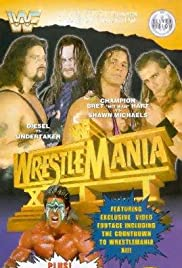 WrestleMania XII (1996) Poster - TV Show Forum, Cast, Reviews