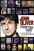 John Oliver: Terrifying Times (2008) Poster