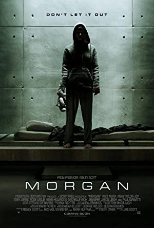 Morgan 2016 streaming - 2016