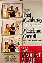 An Innocent Affair (1948) Poster - Movie Forum, Cast, Reviews