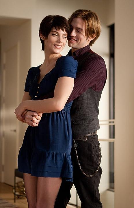 Jackson Rathbone and Ashley Greene in The Twilight Saga: Breaking Dawn - Part 2 (2012)