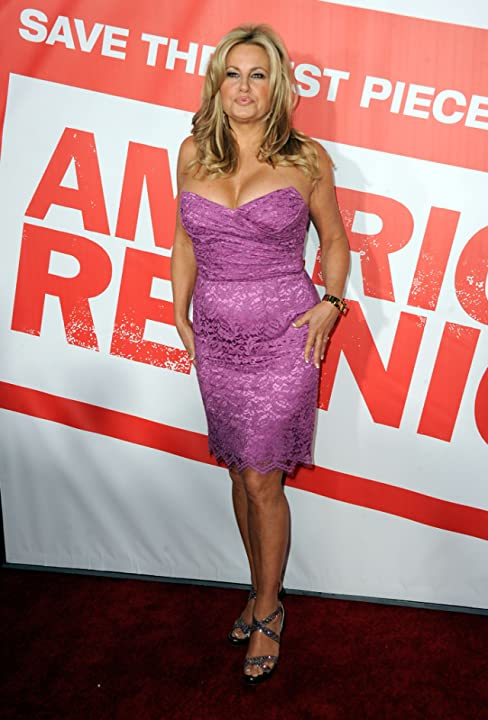 Jennifer Coolidge at an event for American Reunion (2012)